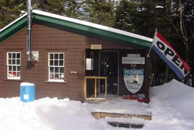 warming-hut